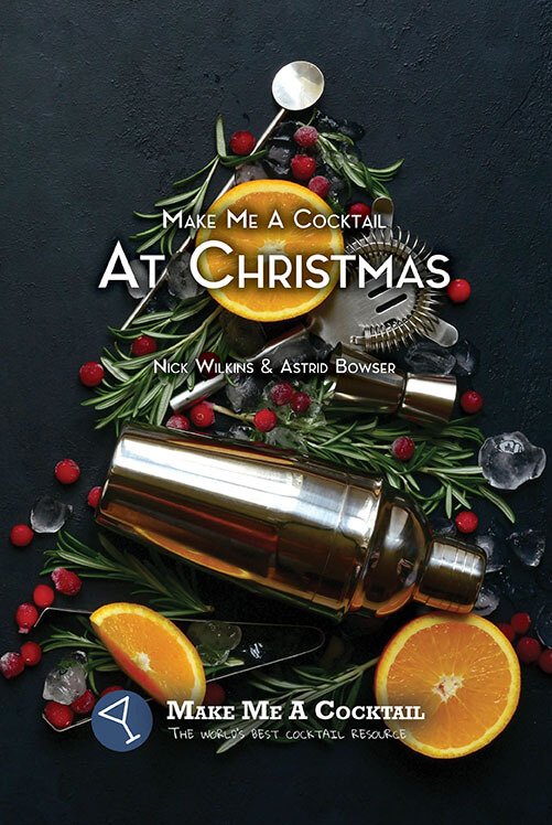 Make Me A Cocktail At Christmas image