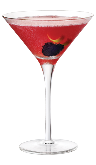 Chambord Cosmopolitan Cocktail Recipe