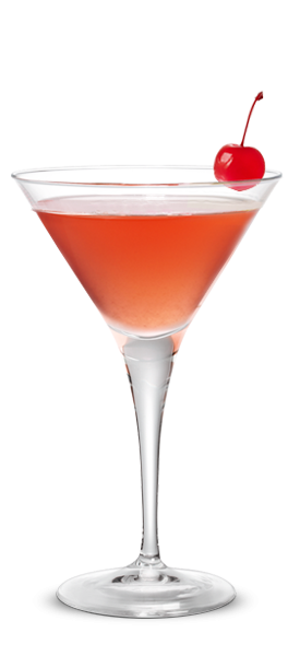Berentzen Cherry Manhattan Cocktail Recipe